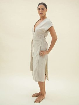 Zii Ropa Aria Wrap Dress