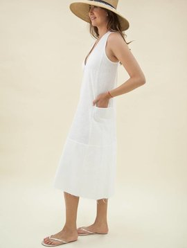 Zii Ropa Mona Linen Dress