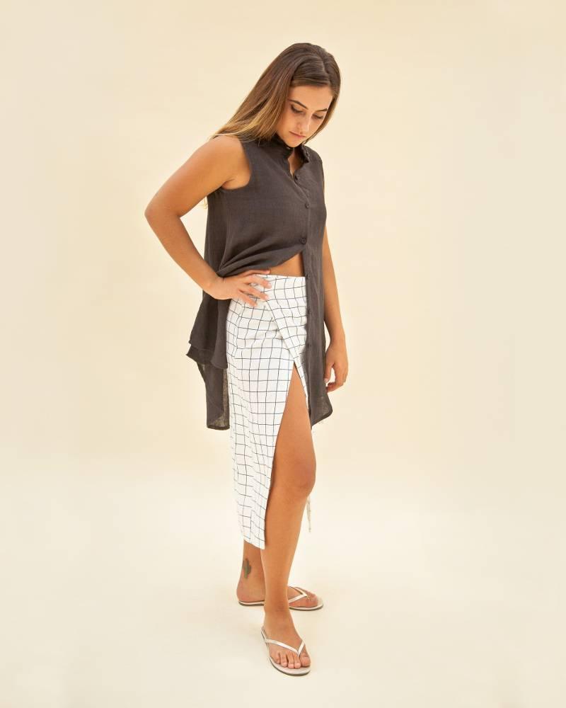 Zii Ropa Wila Wrap Skirt