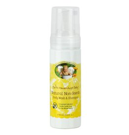 Earth Mama Angel Baby Organics EARTH MAMA ANGEL BABY NON-SCENTS SHAMPOO & BODY WASH 5.3 OZ