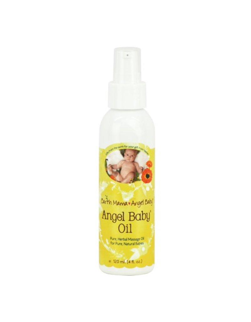 Earth Mama Angel Baby Organics Earth Mama Angel Baby Oil Spray 4OZ