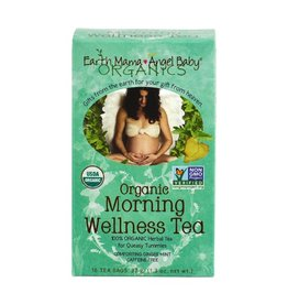 Earth Mama Angel Baby Organics Earth Mama Angel Baby Organic Morning Wellness Tea