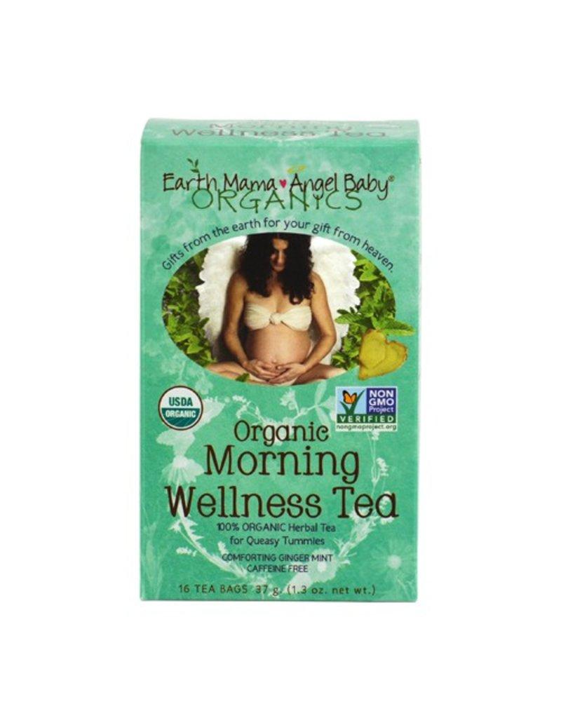 Earth Mama Angel Baby Organics Earth Mama Angel Baby Organic Morning Wellness Tea