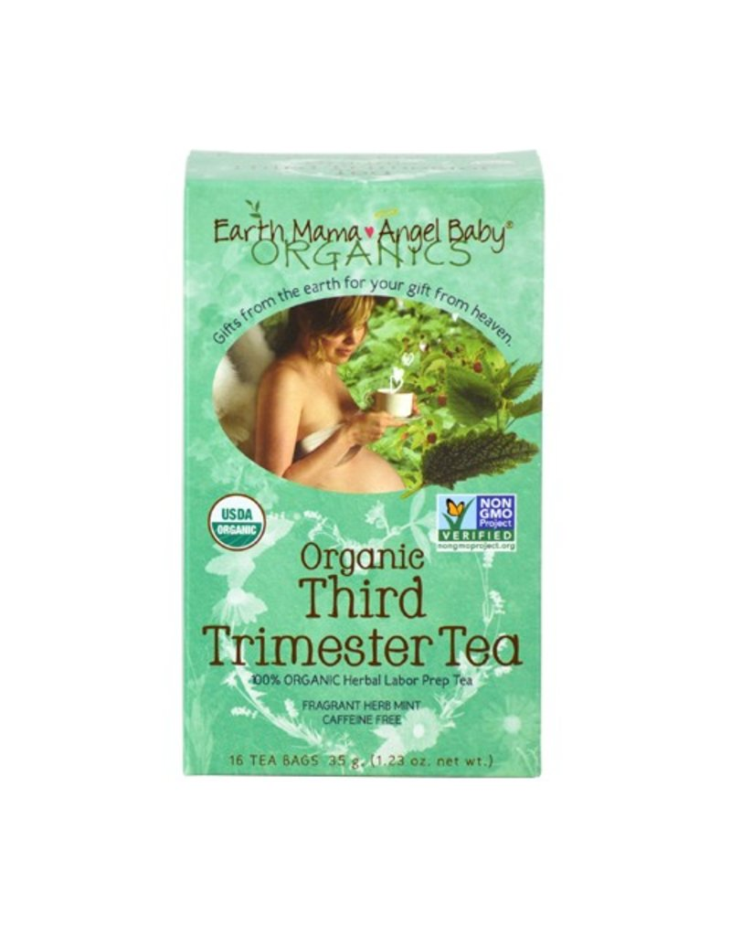 Earth Mama Angel Baby Organics Earth Mama Angel Baby Organic Third Trimester Tea