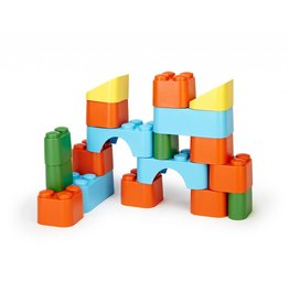 Green Toys Green Toys Block Set