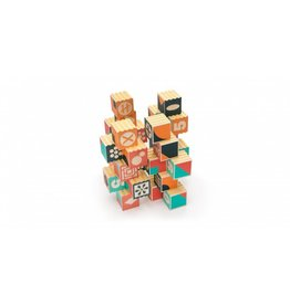 Uncle Goose Uncle Goose - Groovie Math & Patterning Blocks