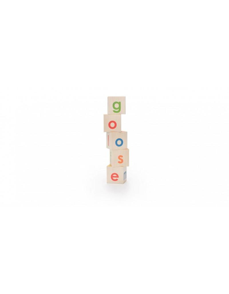 Uncle Goose Uncle Goose - Upper & Lowercase ABC Blocks