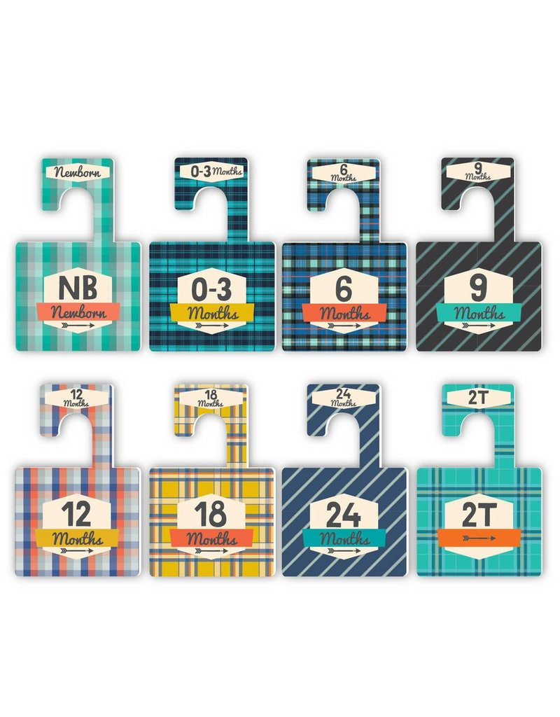 Lucy Darling Lucy Darling Closet Divider Set