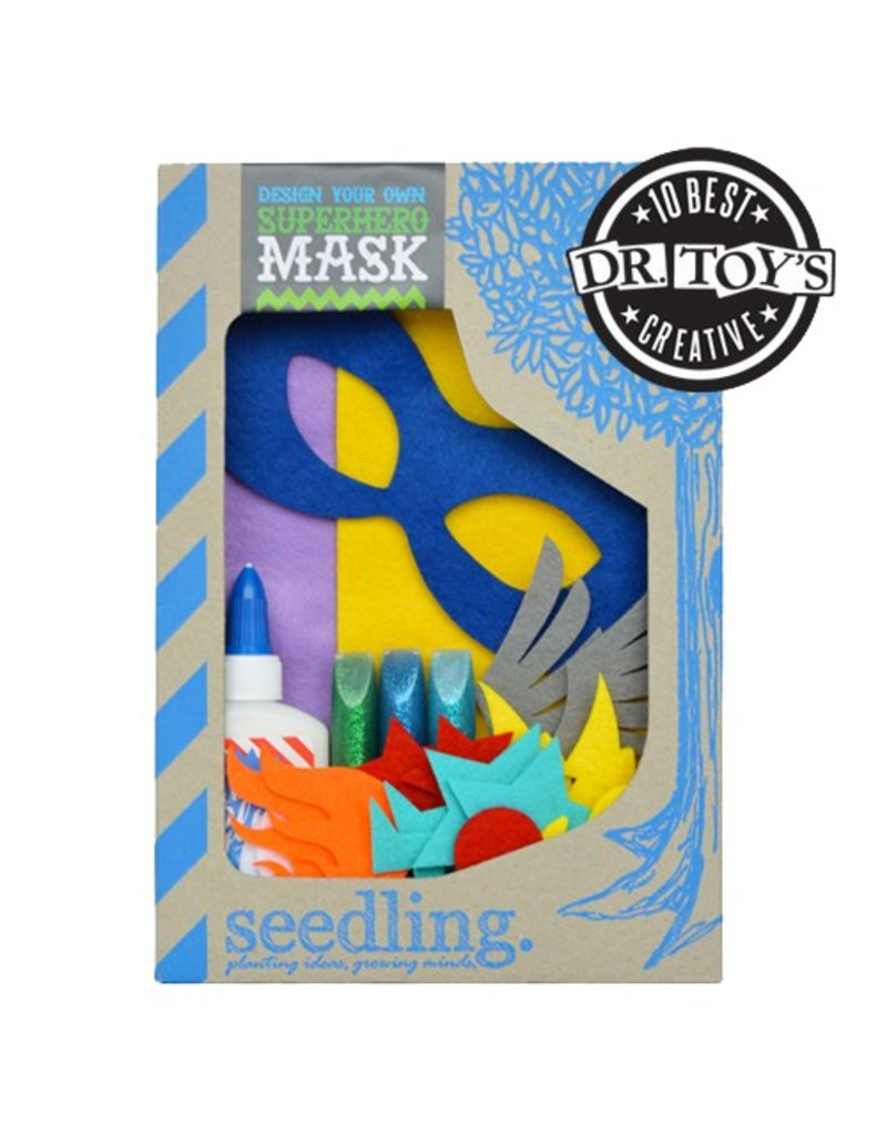 Seedling Seedling - Superhero Mask