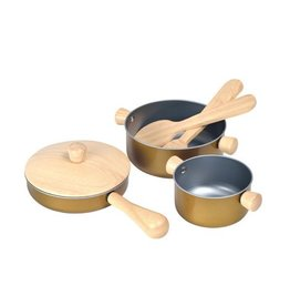 Plan Toys, Inc. Plan Toys - Cooking Utensils