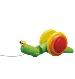 Plan Toys, Inc. Plan Toys - Pull-Along Snail
