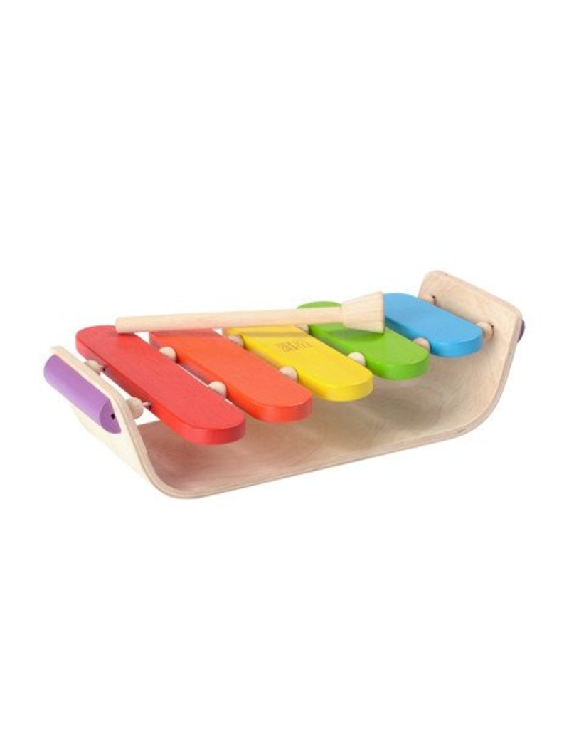 Plan Toys, Inc. Plan Toys - Oval Xylophone