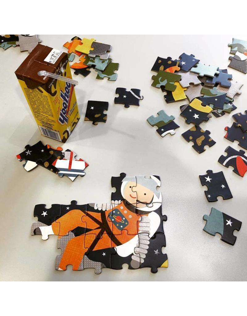 Petit Collage Petit Collage Tin Canister Puzzle