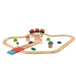 Plan Toys, Inc. Plan Toys - Road & Rail