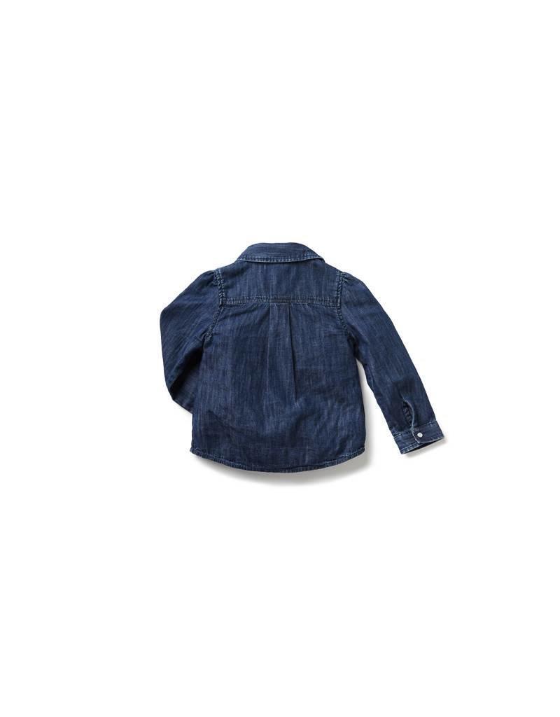Blu & Blue Blu & Blue - M. Denim Shirt