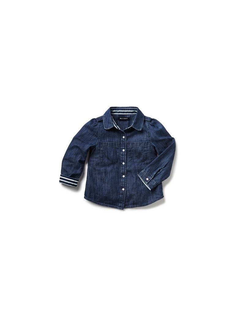 Blu & Blue Blu & Blue - Martha Denim Shirt