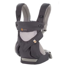 Ergo Baby Ergobaby Carriers Performance 360 - Cool Air Carbon Grey