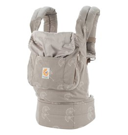 Ergo Baby Ergobaby Carriers Organic Cotton Dandelion Taupe