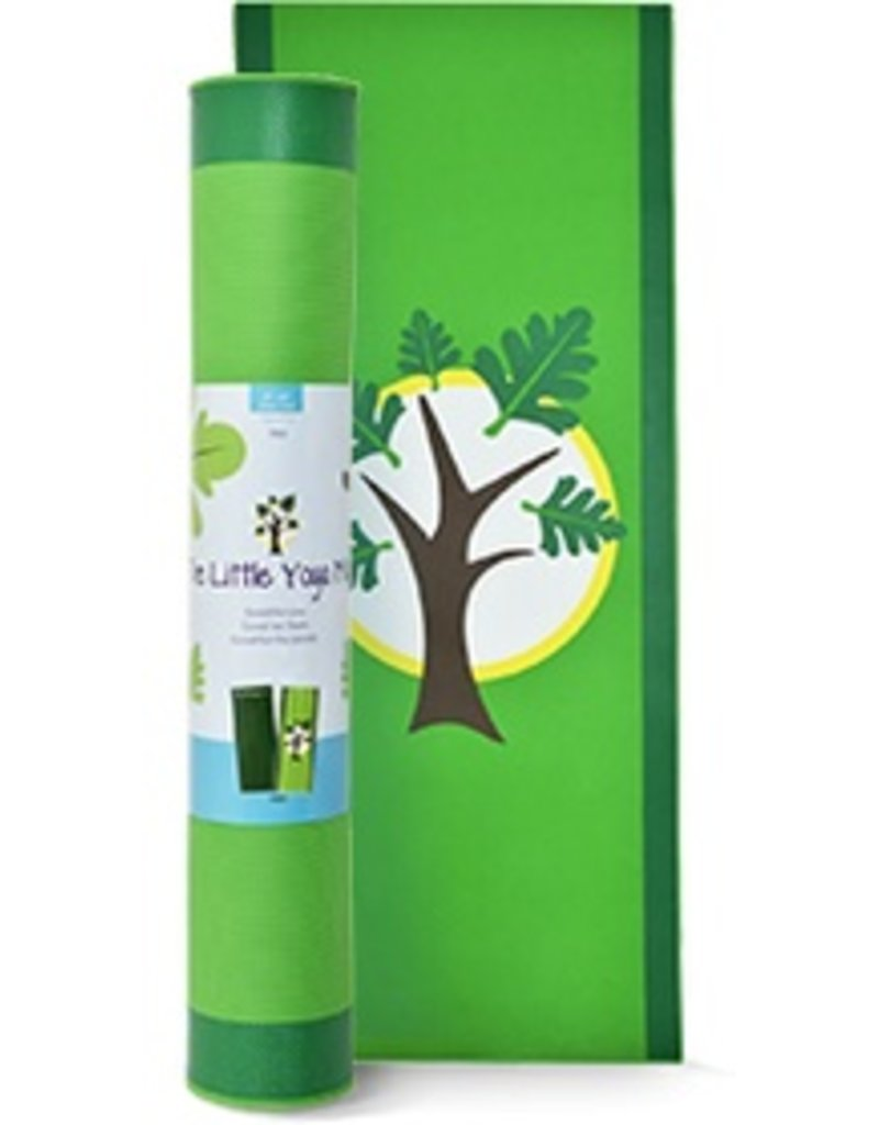 "The Little Yoga Mat The Little Yoga Mat 24"" X 60"""