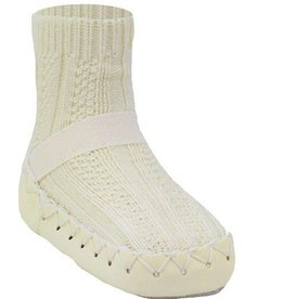 Nowali Nowali Moccasin Cable Knit
