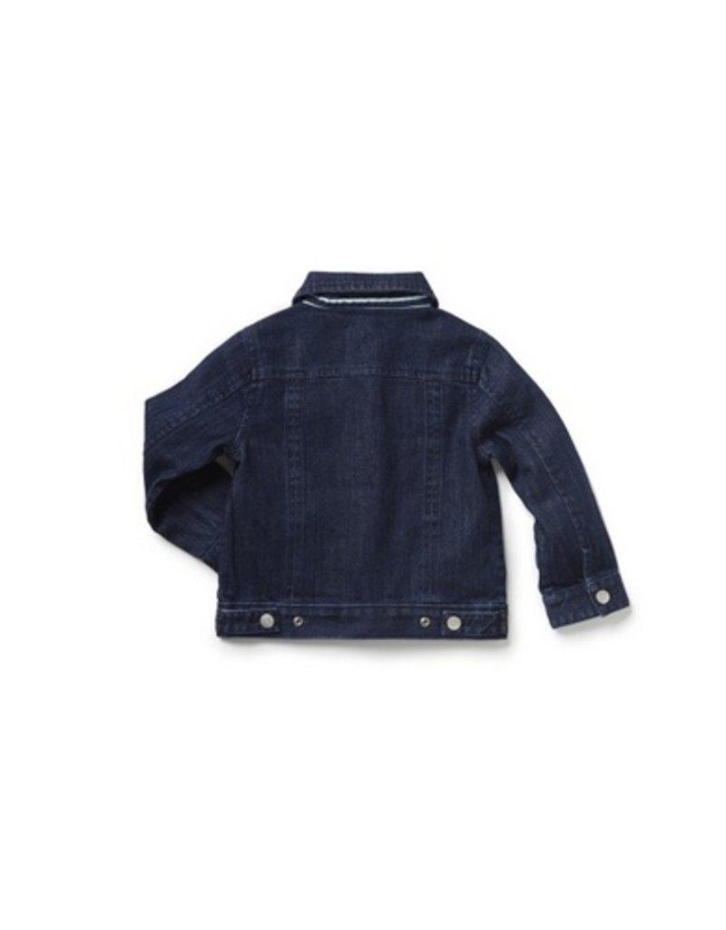 Blu & Blue Blu & Blue - B&B Denim Jacket