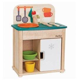 Plan Toys, Inc. Plan Toys - Sink and Fridge