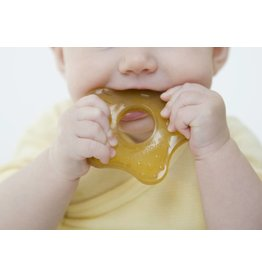 Natursutten NATURSUTTEN NATURAL RUBBER TEETHER TOY STAR