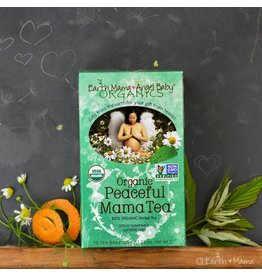 Earth Mama Angel Baby Organics EARTH MAMA ANGEL BABY ORGANIC PEACEFUL MAMA TEA