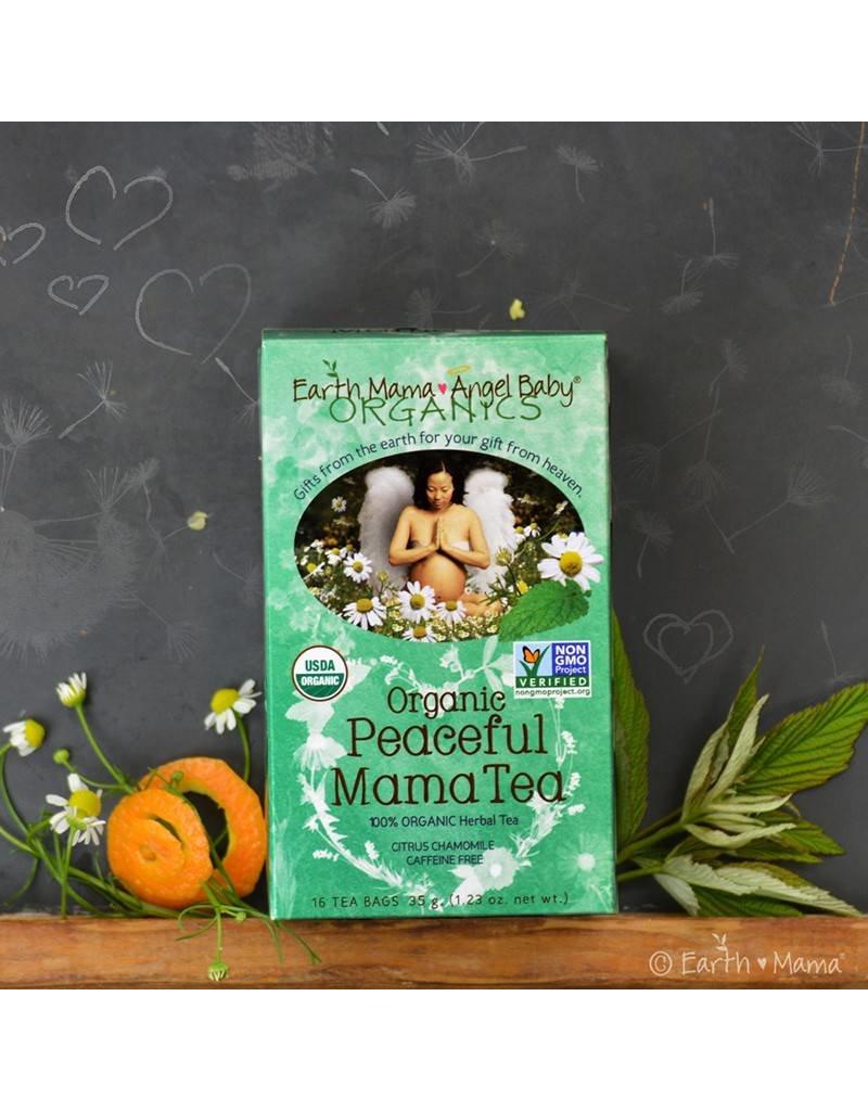 Earth Mama Angel Baby Organics EARTH MAMA ANGEL BABY ORGANIC PEACEFUL MAMA TEA