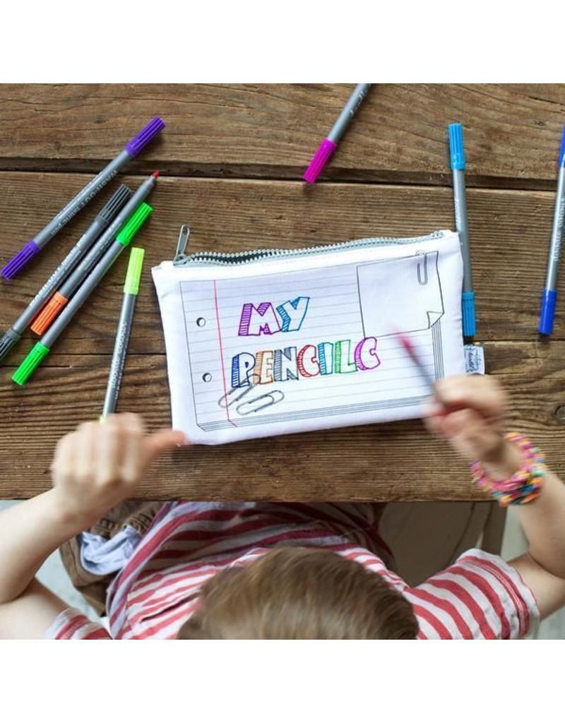 Eat Sleep Doodle Eat Sleep Doodle - The Doodle Pencil Case