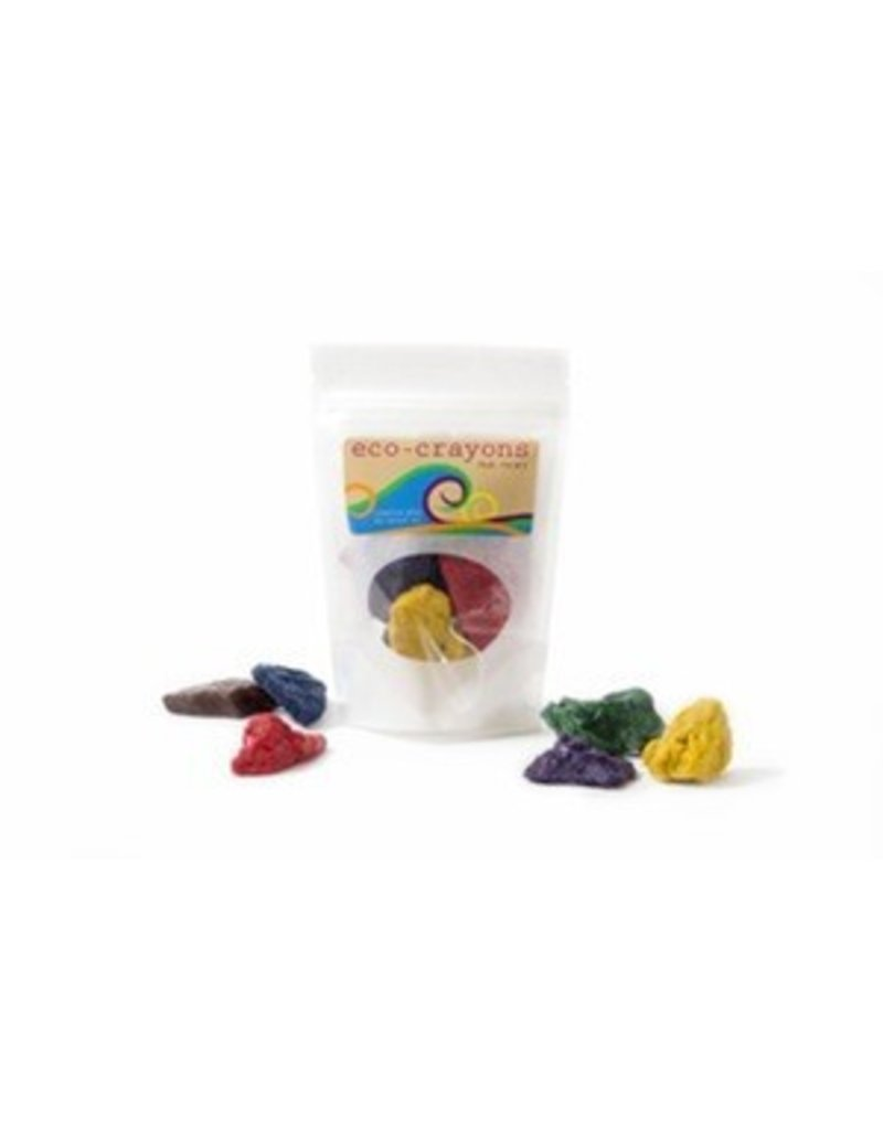 ECO KIDS Eco Kids - Eco-Crayons Sea Rocks