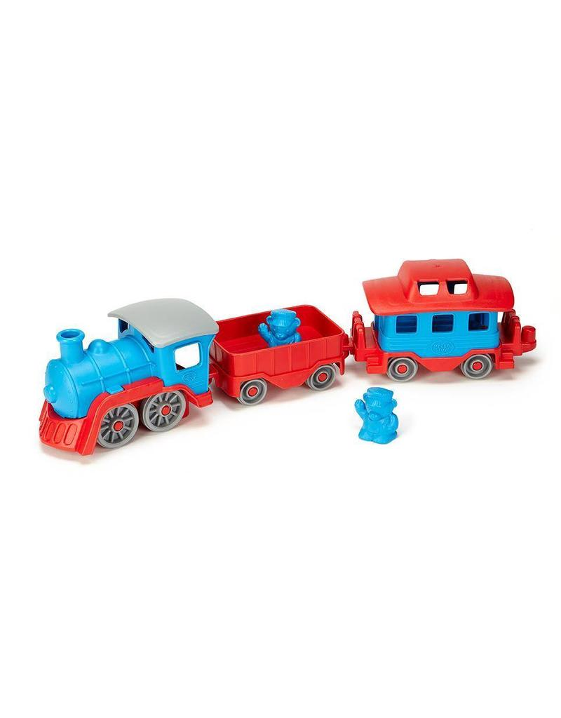 Green Toys Green Toys - Train Blue