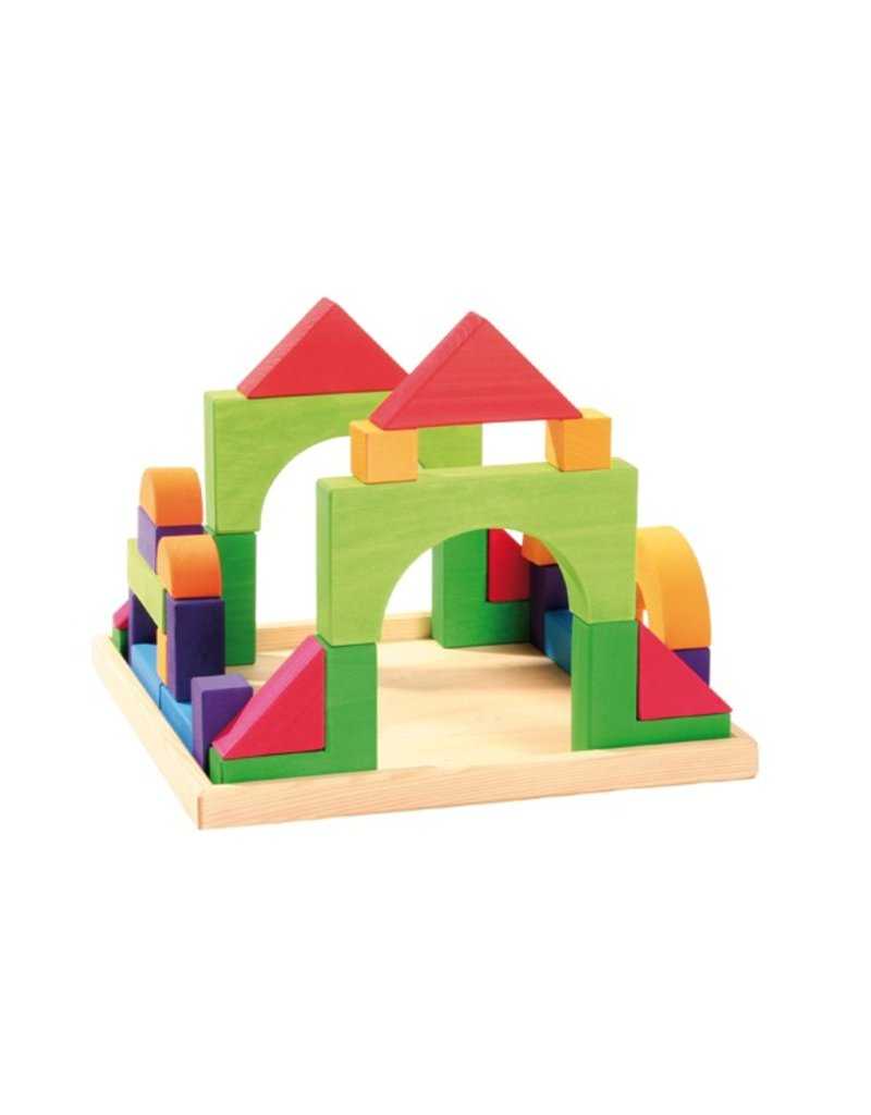 Grimm's GRIMM'S Basic Building Set