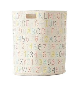 Pehr Designs Petit Pehr- Storage Hamper Alphabet