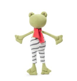Hazel Village Hazel Village Animals Lewis Toad In Striped Pants