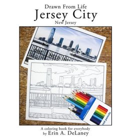 Drawn From Life Jersey City New Jersey