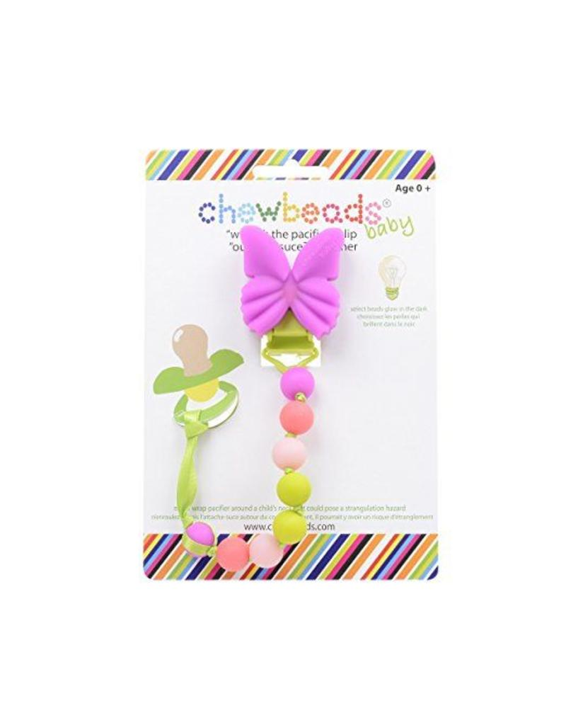 Chewbeads Chewbeads - Pacifier Clip