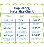 Flap Happy Flap Happy - Organic Floppy Hat UPF 50+