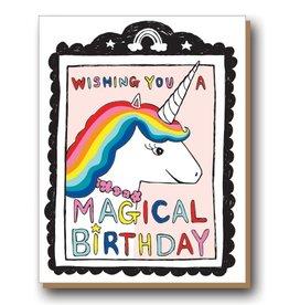 Natalie Eden Natalie Eden Individual Cards Unicorn Birthday