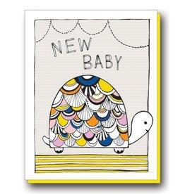 Natalie Eden Natalie Eden Individual Cards New Baby Turtle