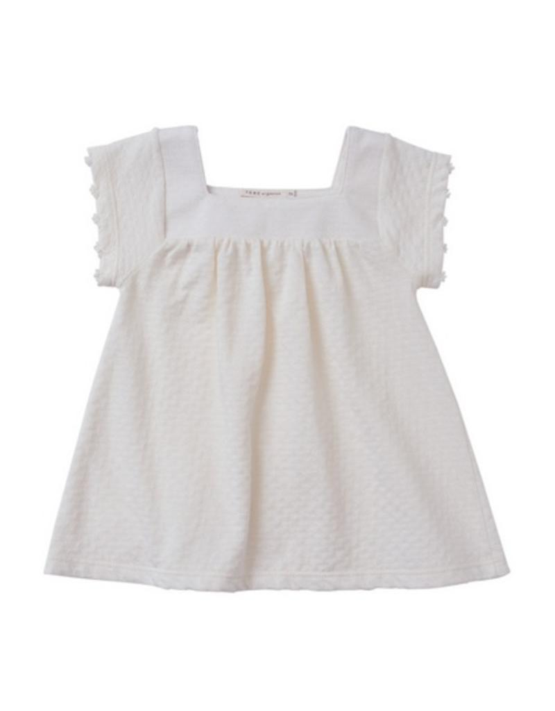 TANE ORGANICS Tane - Square Neck Dress + Bloomer Set
