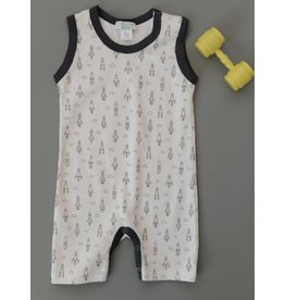 Feather Baby Feather Baby - Tank Romper