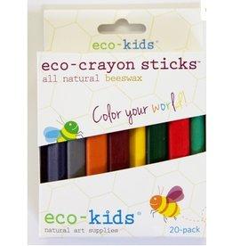 ECO KIDS Eco Kids - Eco Crayons 20-Pack