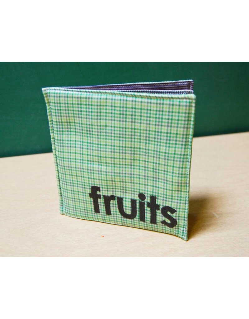 Ex Libris Handmade Cloth Book