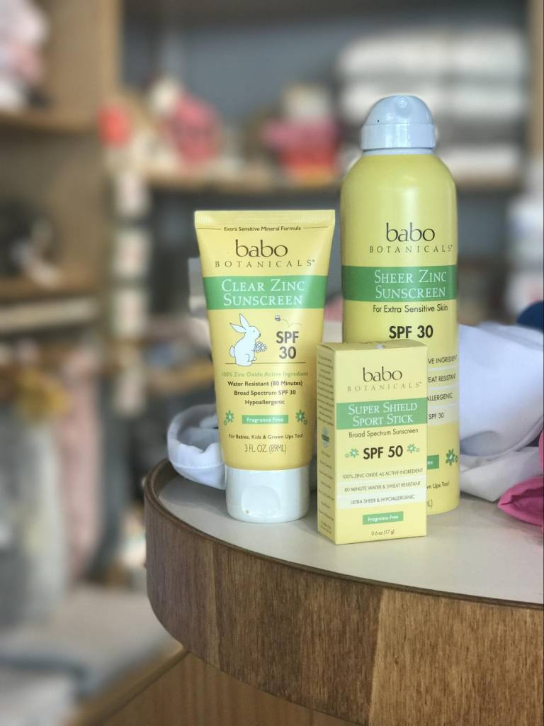 What We're Loving: Babo Botanicals Sunscreen