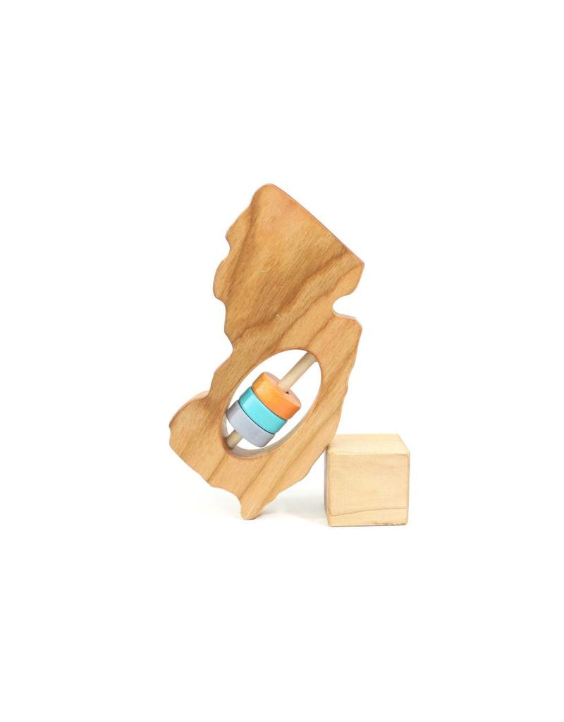 Bannor Toys Bannor Toys - State Rattle