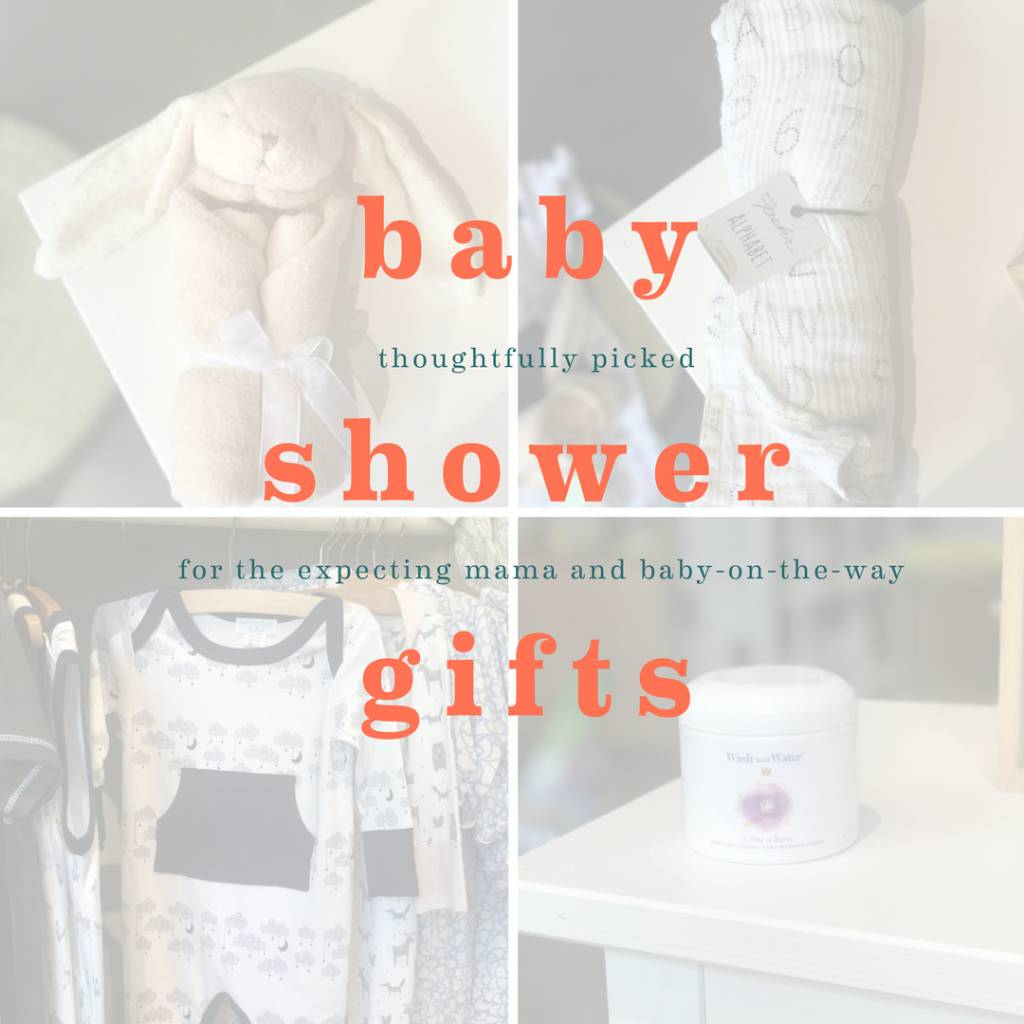 Gender Neutral Baby Shower Gifts