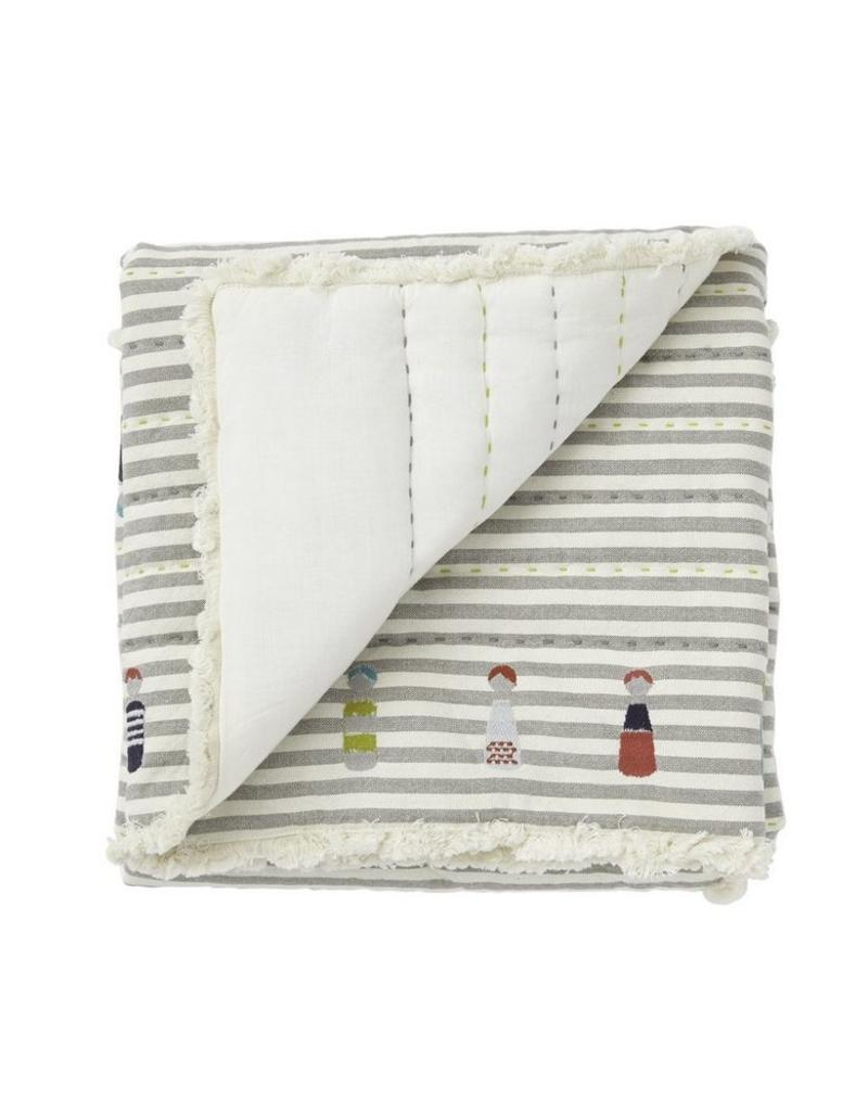 Pehr Designs Petit Pehr - Little Peeps Blanket