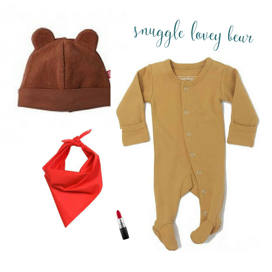 costume idea little baby bear