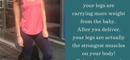 3 Simple Exercises to Strengthen Your 'Mom Muscles'